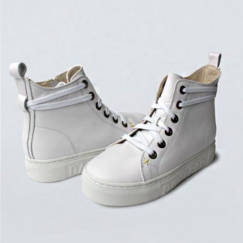 데이트립 Monhiber leather(White)