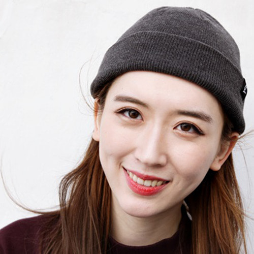 제로드컨듀잇 ZDC ZERO SHORT BEANIE(female)_gray