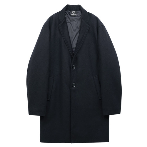 트라이투톡 T37F NEED 2 BUTTON COAT	NAVY