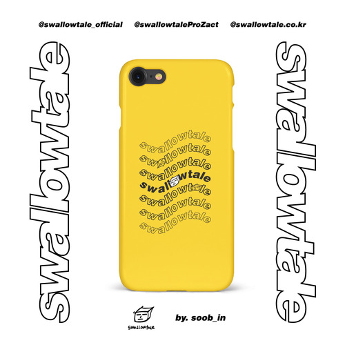 스왈로테일 swallowtale Phone case No.002