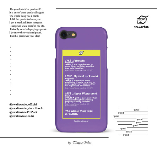 스왈로테일 swallowtale Phone case No.004