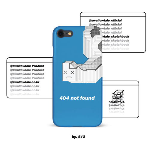 스왈로테일 swallowtale Phone case No.005