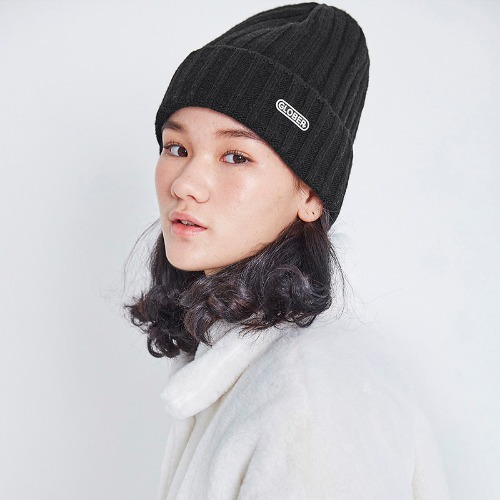 매치글로브 MG8F GLOBER WOOL BEANIE(BLACK)