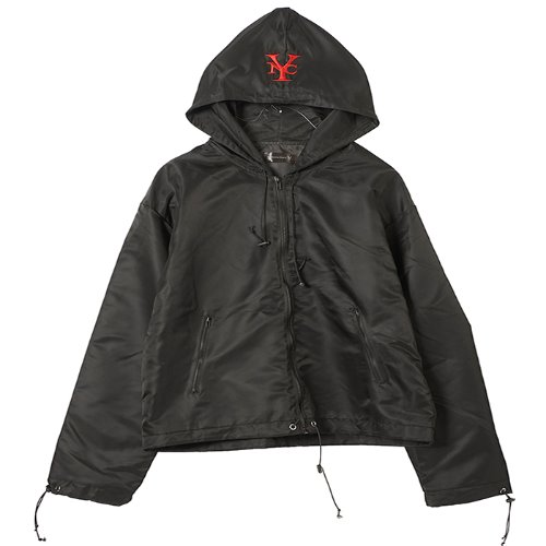 와이낫씨 YNC Wind Breaker(BLACK)