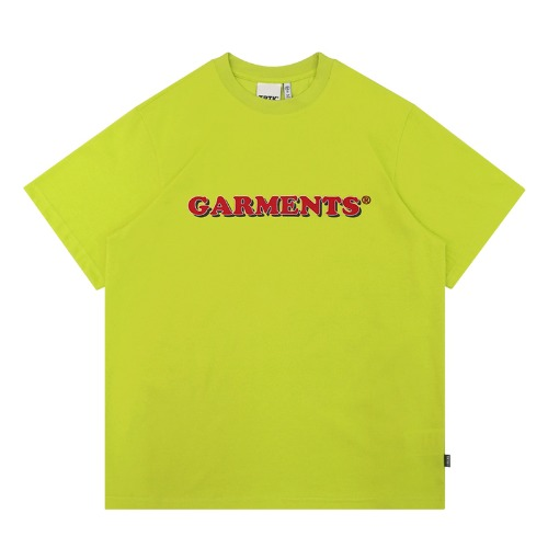 트라이투톡 T39S SHADOW GARMENT TEE(FLUORESCENT)