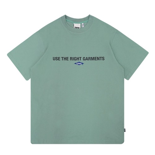 트라이투톡 T39S DIAMOND LOGO TEE(MINT GREEN)