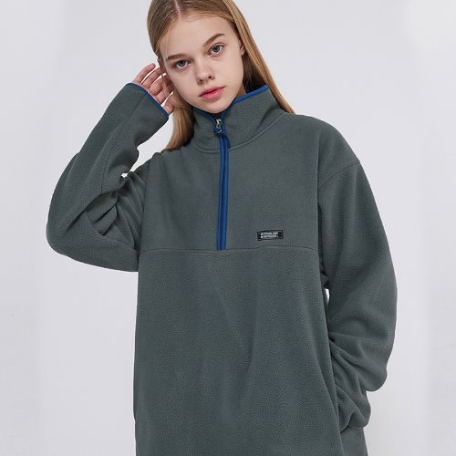 매치글로브 MG9F FLEECE ZIPUP MTM(GRAY)
