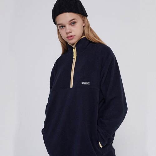 매치글로브 MG9F FLEECE ZIPUP MTM(NAVY)