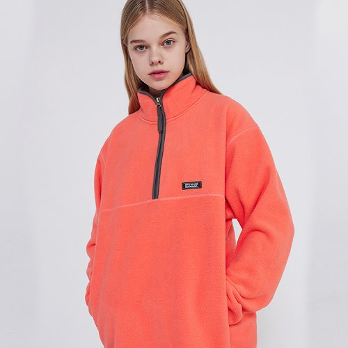매치글로브 MG9F FLEECE ZIPUP MTM(CORAL)