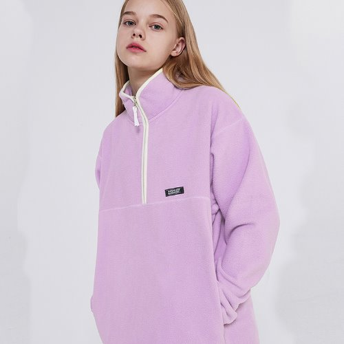 매치글로브 MG9F FLEECE ZIPUP MTM(LIGHT PURPLE)