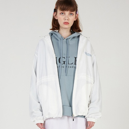 매치글로브 MG0S OVERSIZE STRING NYLON JUMPER(IVORY)