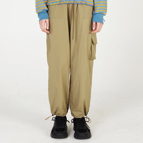 매치글로브 MG0S NYLON JOGGER PANTS(BEIGE)