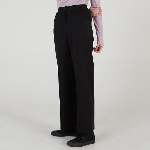 매치글로브 MG0S WIDE LONG SLACKS(BLACK)