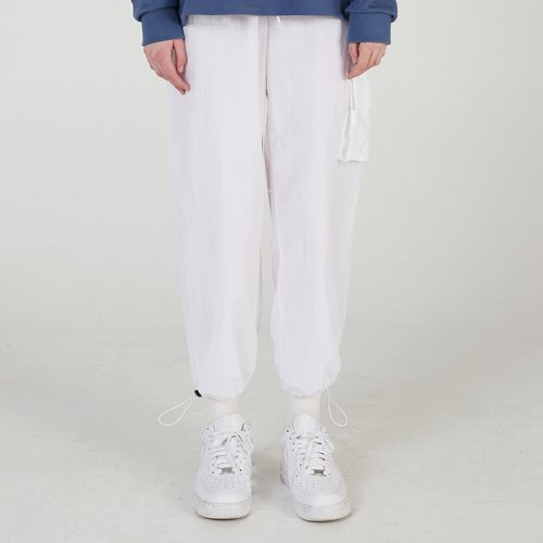 매치글로브 MG0S NYLON JOGGER PANTS(IVORY)