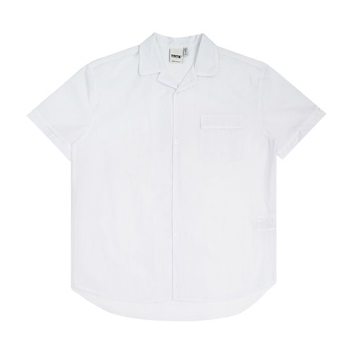 트라이투톡 T30S PIPING HALF SHIRT(WHITE)