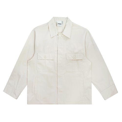 트라이투톡 T30S STITCH FIELD SHIRT(IVORY)